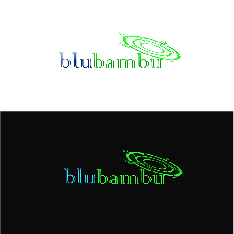 Logo Design by RAJU CHATTERJEE - Entry No. 22 in the Logo Design Contest New Logo Design for blubambu.