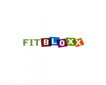 Logo Design by Xaviju - Entry No. 49 in the Logo Design Contest FitBloxx (creating block fits for the apparel industry).