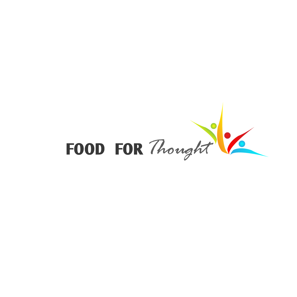 Logo Design by meme - Entry No. 24 in the Logo Design Contest Food for Thought -Partners include SUCCESS, BC Healthy Commu.
