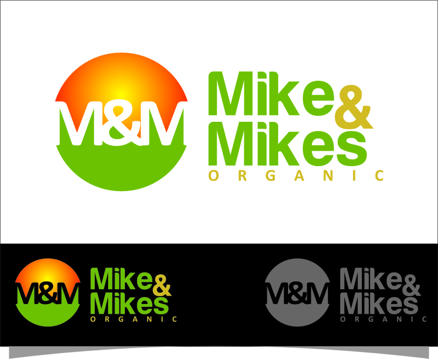 Logo Design by Ngepet_art - Entry No. 109 in the Logo Design Contest Captivating Logo Design for Mike and Mike's Inc..
