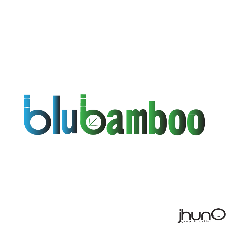Logo Design by zesthar - Entry No. 24 in the Logo Design Contest New Logo Design for blubambu.