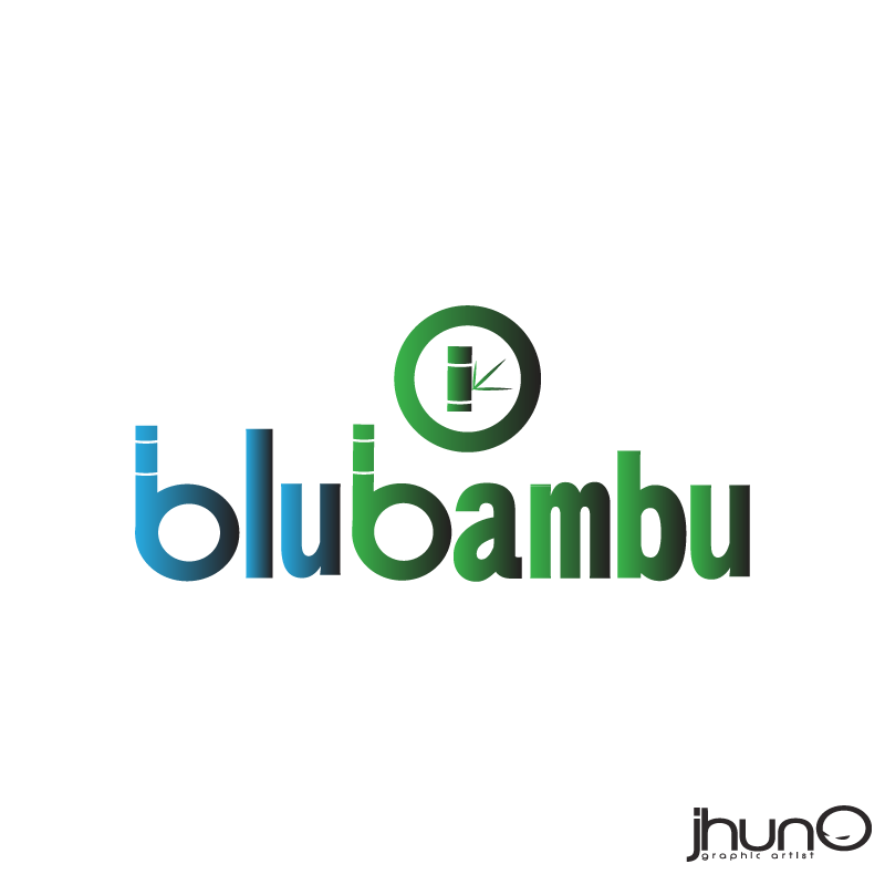 Logo Design by zesthar - Entry No. 25 in the Logo Design Contest New Logo Design for blubambu.