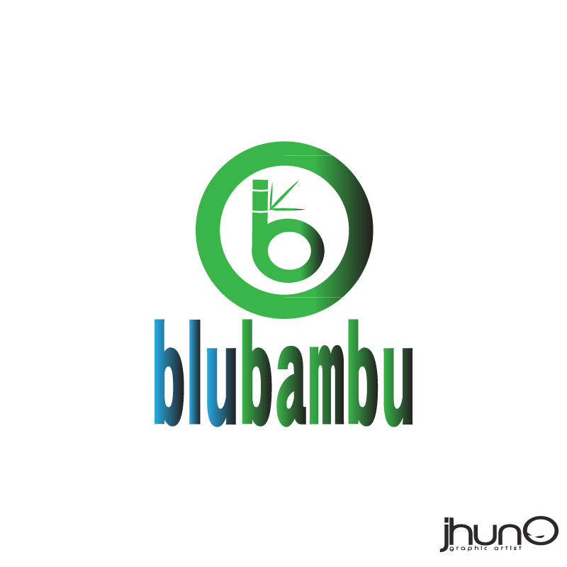 Logo Design by zesthar - Entry No. 26 in the Logo Design Contest New Logo Design for blubambu.