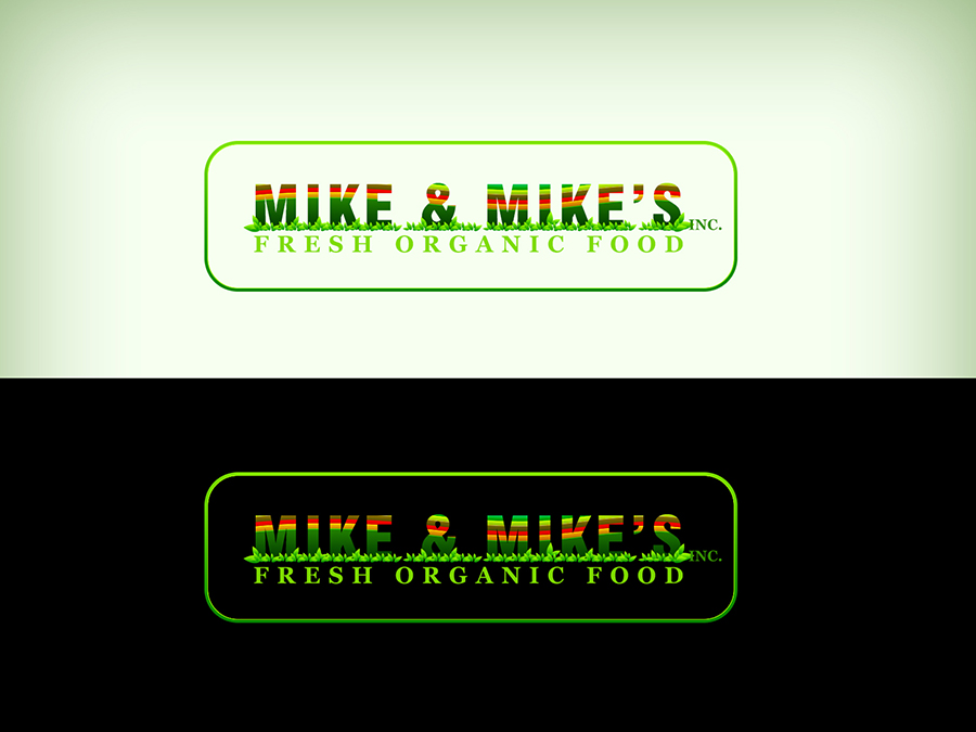 Logo Design by Virgilio Pineda III - Entry No. 121 in the Logo Design Contest Captivating Logo Design for Mike and Mike's Inc..