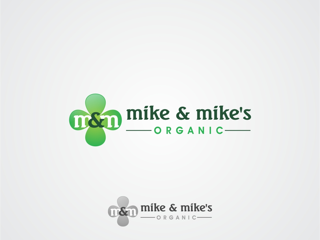 Logo Design by Rizwan Saeed - Entry No. 127 in the Logo Design Contest Captivating Logo Design for Mike and Mike's Inc..