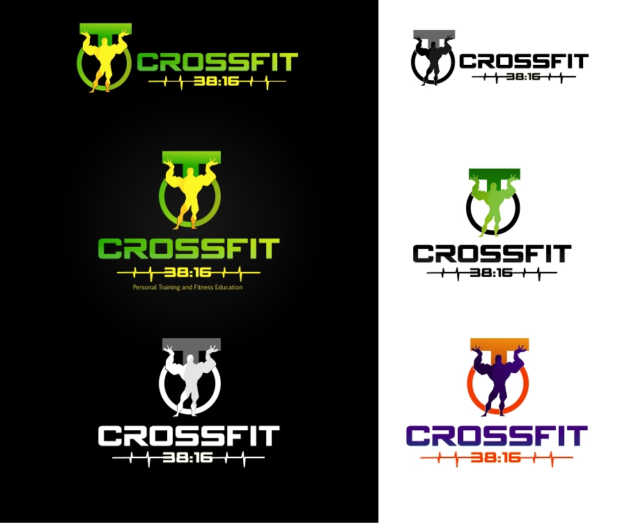 Logo Design by Private User - Entry No. 6 in the Logo Design Contest Fun Logo Design for Personal Trainer.