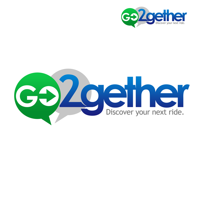 Logo Design by Private User - Entry No. 53 in the Logo Design Contest Captivating Logo Design for GO2GETHER.