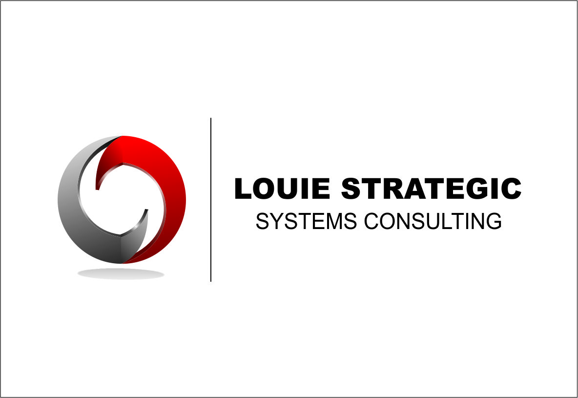 Logo Design by Agus Martoyo - Entry No. 117 in the Logo Design Contest Artistic Logo Design for Louie Strategic Systems Consulting.