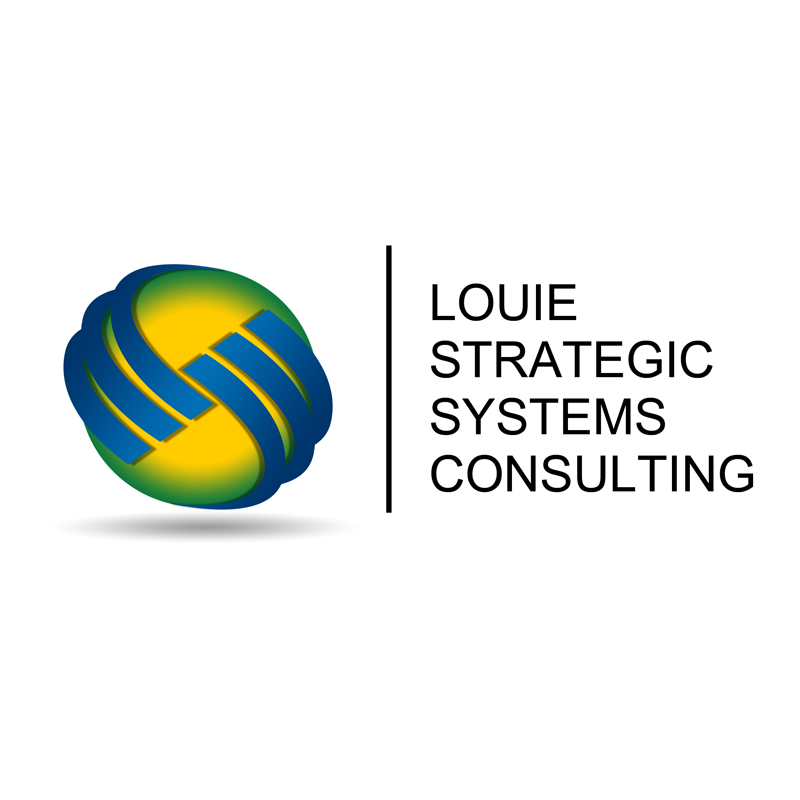 Logo Design by Robert Turla - Entry No. 130 in the Logo Design Contest Artistic Logo Design for Louie Strategic Systems Consulting.
