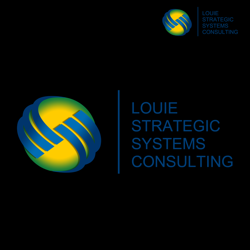 Logo Design by Private User - Entry No. 132 in the Logo Design Contest Artistic Logo Design for Louie Strategic Systems Consulting.