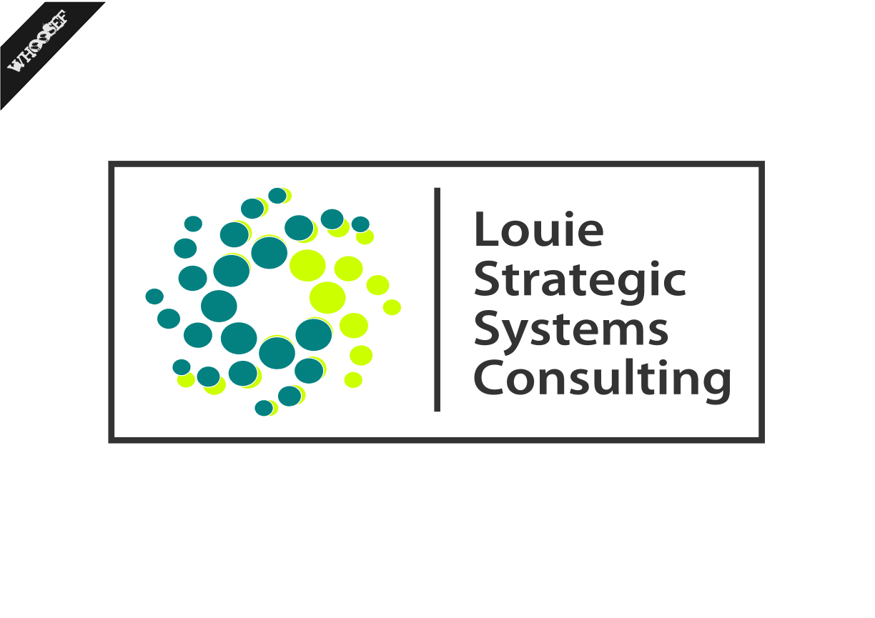 Logo Design by whoosef - Entry No. 136 in the Logo Design Contest Artistic Logo Design for Louie Strategic Systems Consulting.