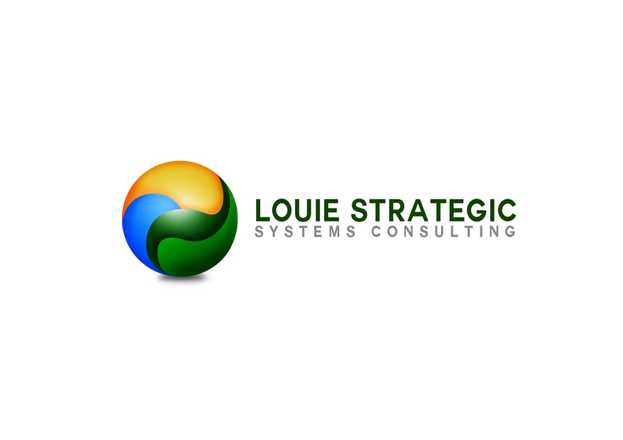Logo Design by Respati Himawan - Entry No. 148 in the Logo Design Contest Artistic Logo Design for Louie Strategic Systems Consulting.