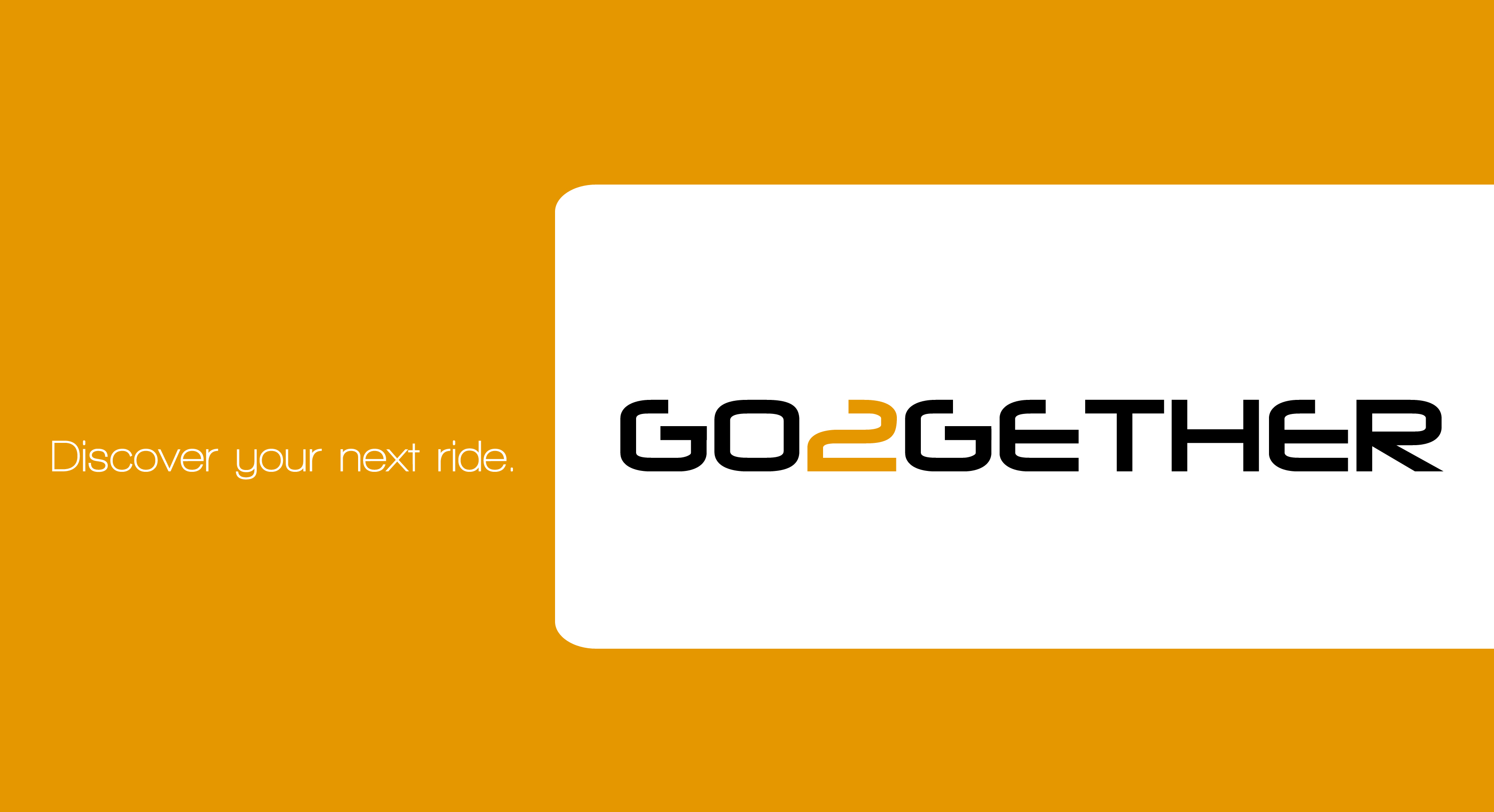 Logo Design by Lama Creative - Entry No. 63 in the Logo Design Contest Captivating Logo Design for GO2GETHER.
