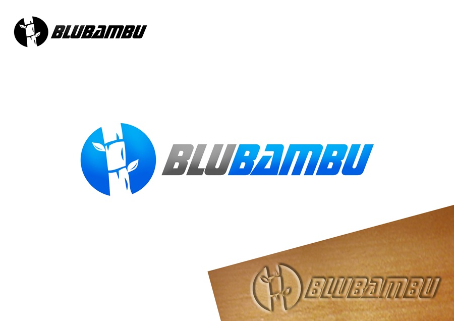 Logo Design by Respati Himawan - Entry No. 40 in the Logo Design Contest New Logo Design for blubambu.