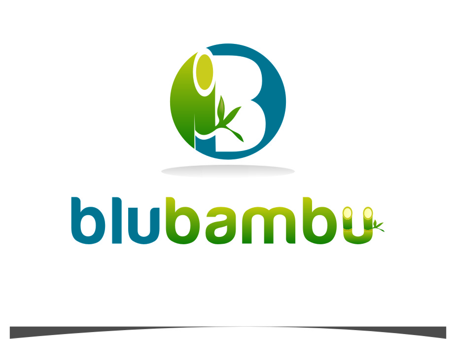 Logo Design by RasYa Muhammad Athaya - Entry No. 41 in the Logo Design Contest New Logo Design for blubambu.