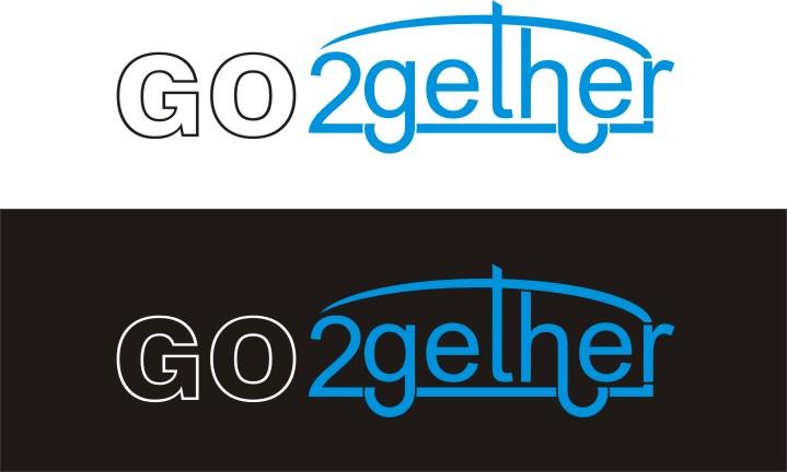 Logo Design by Korsunov Oleg - Entry No. 66 in the Logo Design Contest Captivating Logo Design for GO2GETHER.