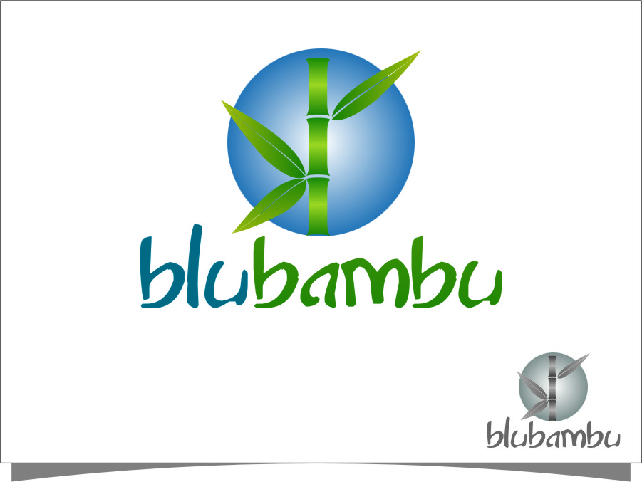 Logo Design by RasYa Muhammad Athaya - Entry No. 44 in the Logo Design Contest New Logo Design for blubambu.