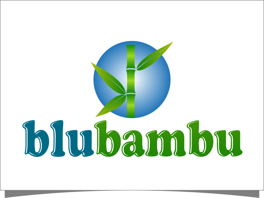 Logo Design by RasYa Muhammad Athaya - Entry No. 45 in the Logo Design Contest New Logo Design for blubambu.