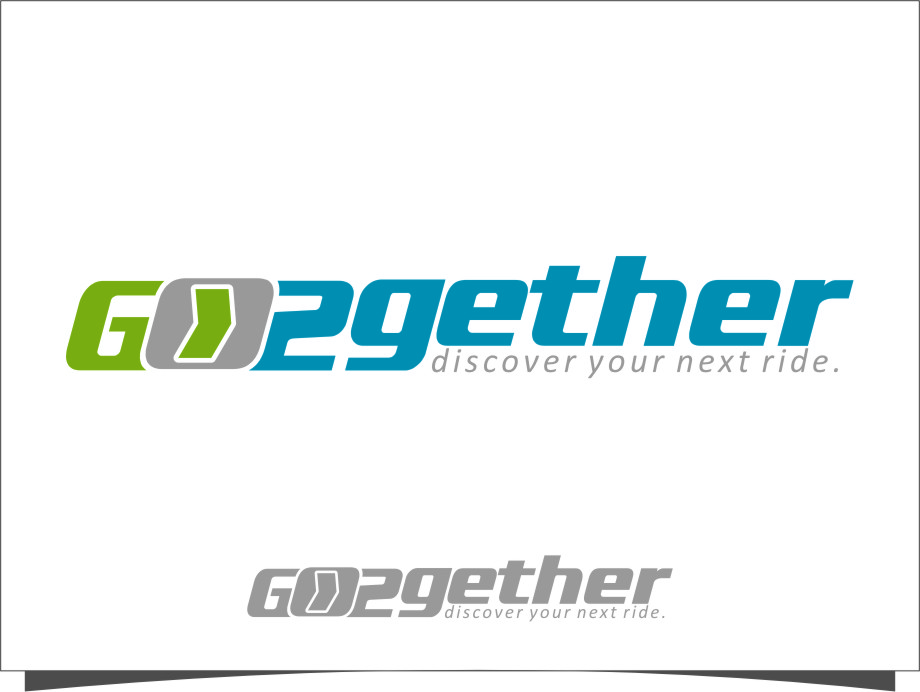 Logo Design by RasYa Muhammad Athaya - Entry No. 67 in the Logo Design Contest Captivating Logo Design for GO2GETHER.