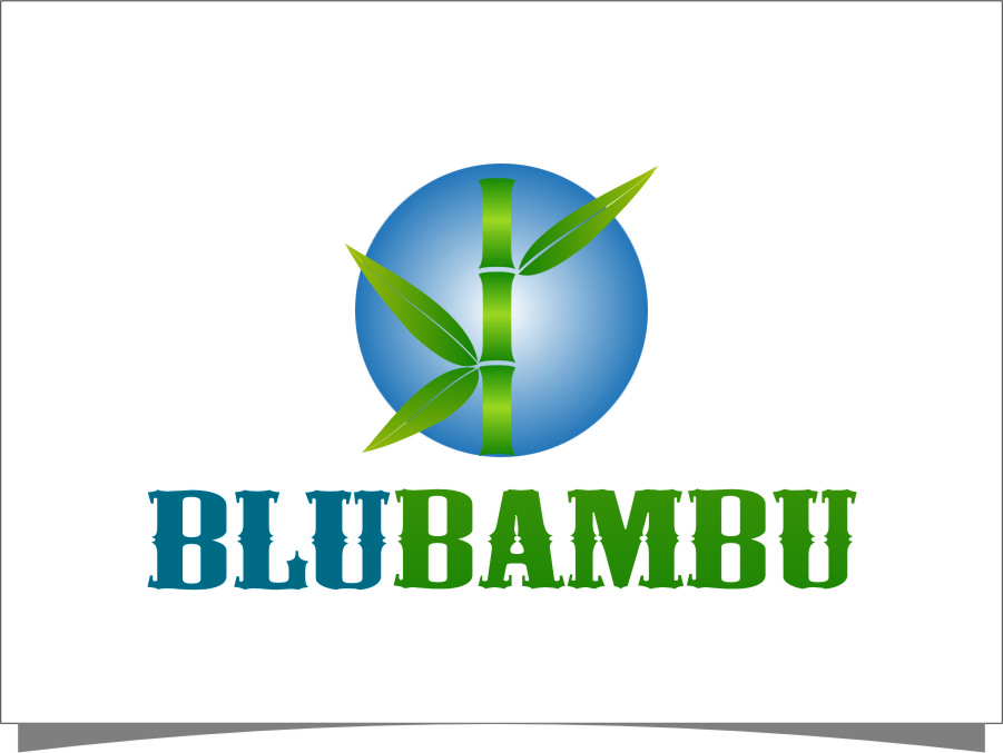 Logo Design by Ngepet_art - Entry No. 46 in the Logo Design Contest New Logo Design for blubambu.