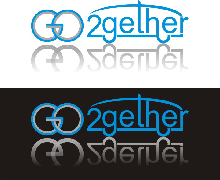 Logo Design by Korsunov Oleg - Entry No. 71 in the Logo Design Contest Captivating Logo Design for GO2GETHER.