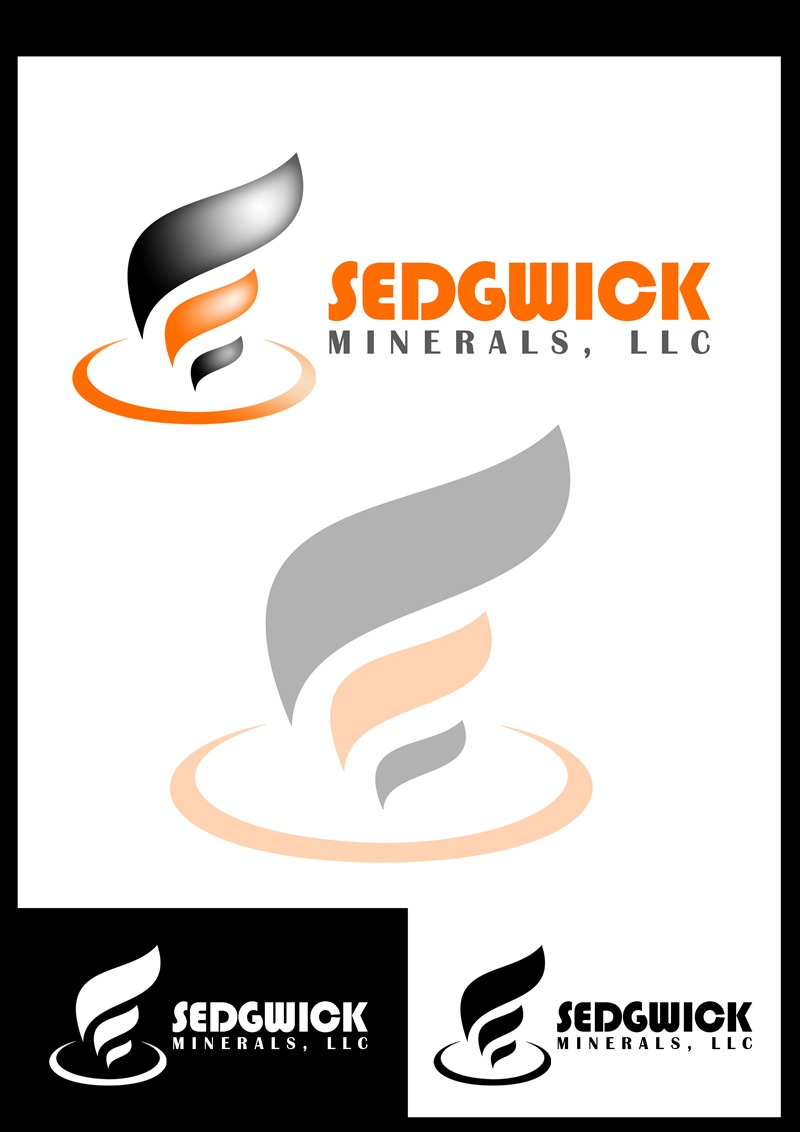 Logo Design by Respati Himawan - Entry No. 13 in the Logo Design Contest Inspiring Logo Design for Sedgwick Minerals, LLC.