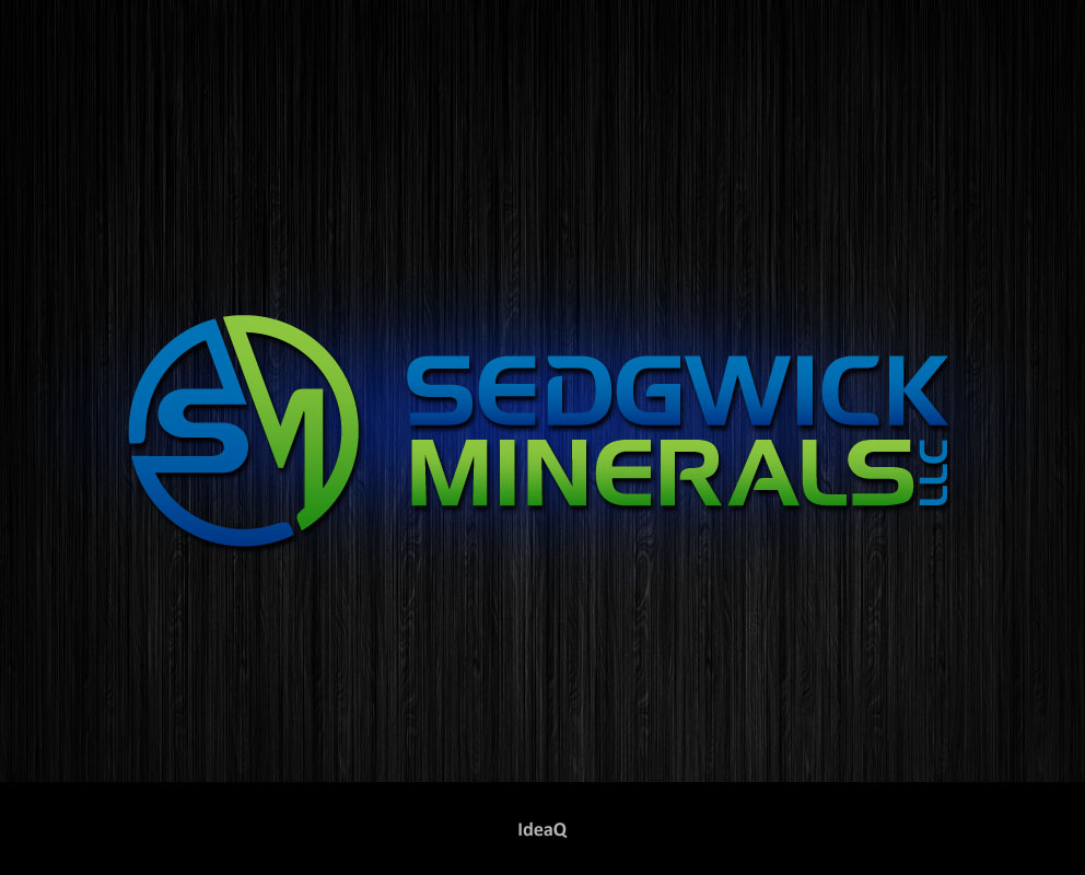 Logo Design by Private User - Entry No. 15 in the Logo Design Contest Inspiring Logo Design for Sedgwick Minerals, LLC.
