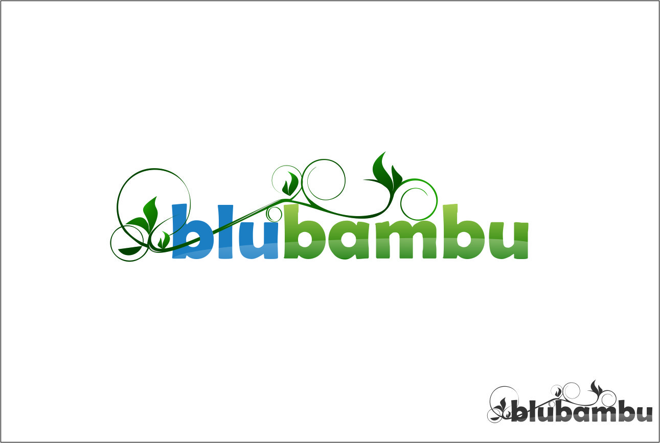 Logo Design by Agus Martoyo - Entry No. 49 in the Logo Design Contest New Logo Design for blubambu.