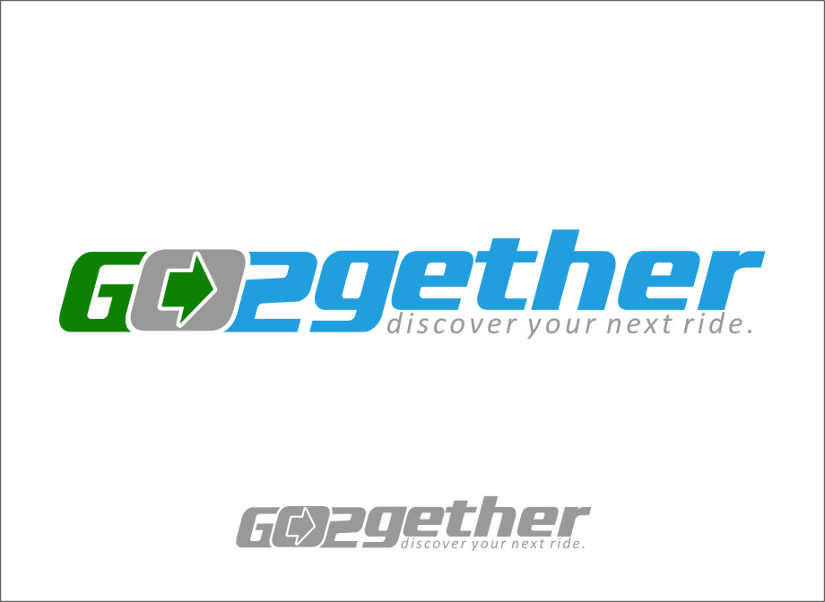 Logo Design by Ngepet_art - Entry No. 75 in the Logo Design Contest Captivating Logo Design for GO2GETHER.
