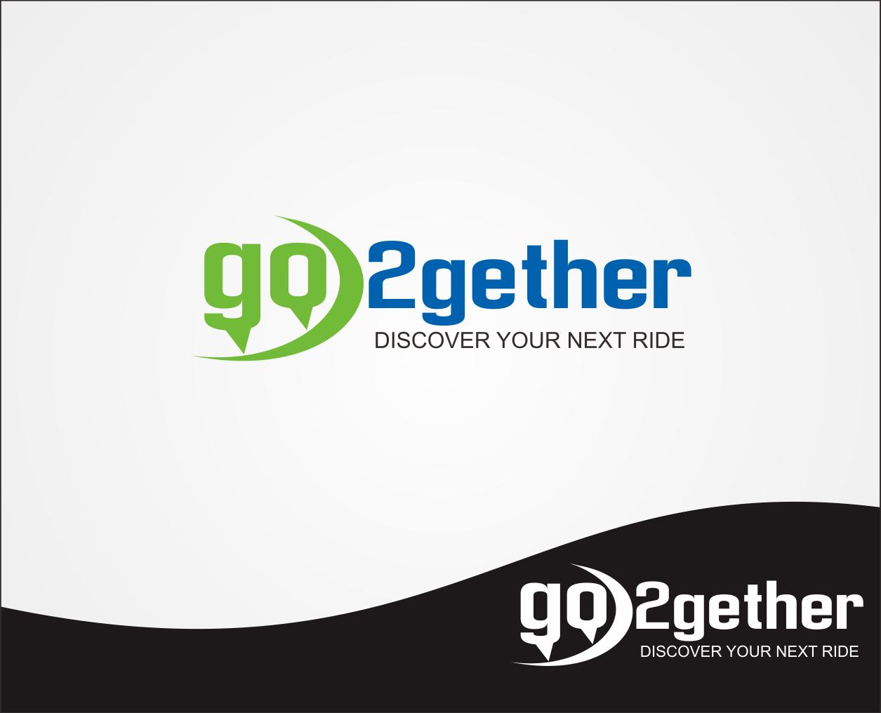 Logo Design by Armada Jamaluddin - Entry No. 76 in the Logo Design Contest Captivating Logo Design for GO2GETHER.