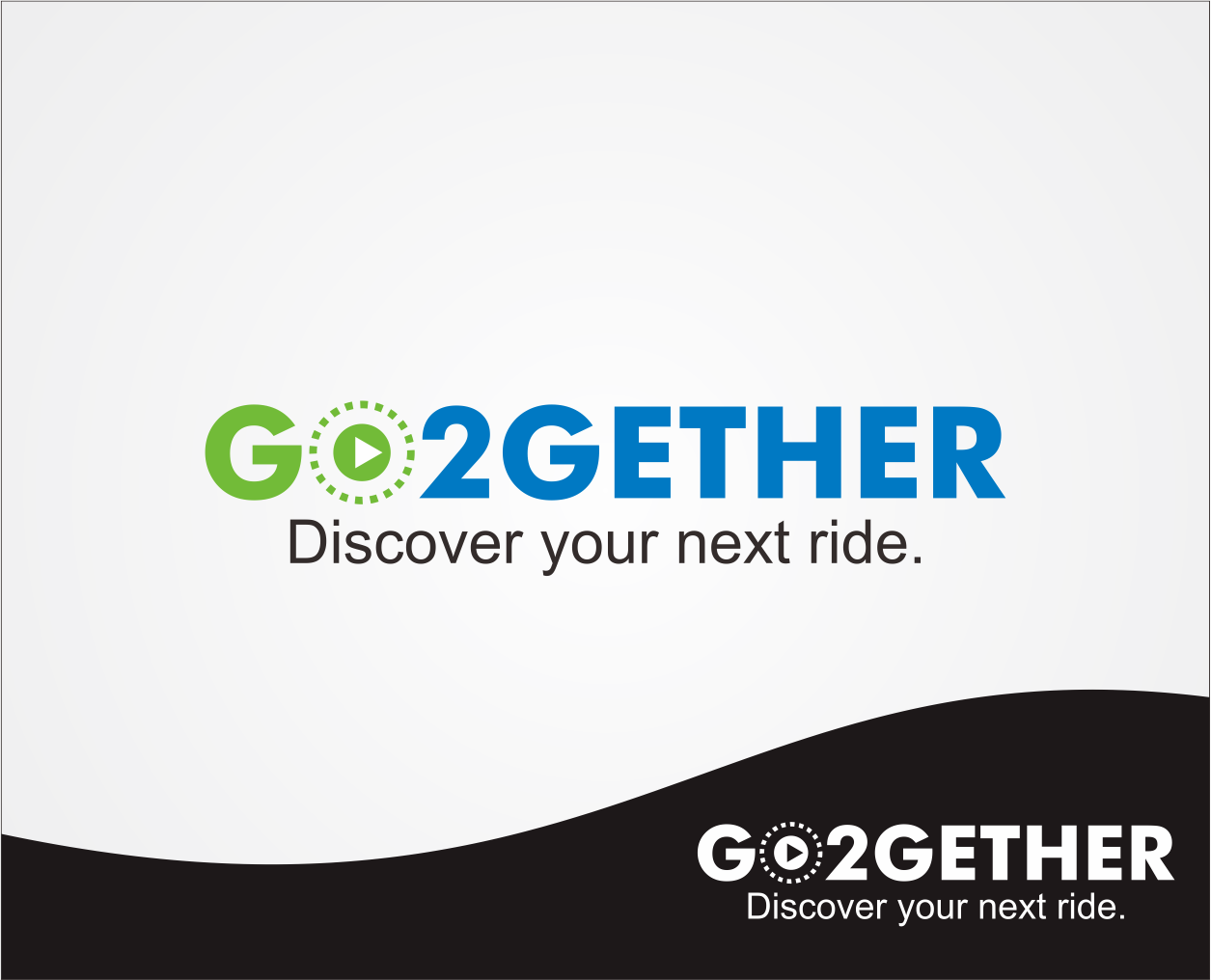 Logo Design by Armada Jamaluddin - Entry No. 79 in the Logo Design Contest Captivating Logo Design for GO2GETHER.