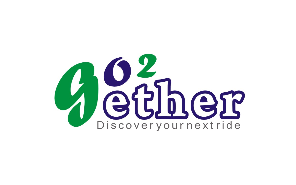 Logo Design by Shailender Kumar - Entry No. 84 in the Logo Design Contest Captivating Logo Design for GO2GETHER.