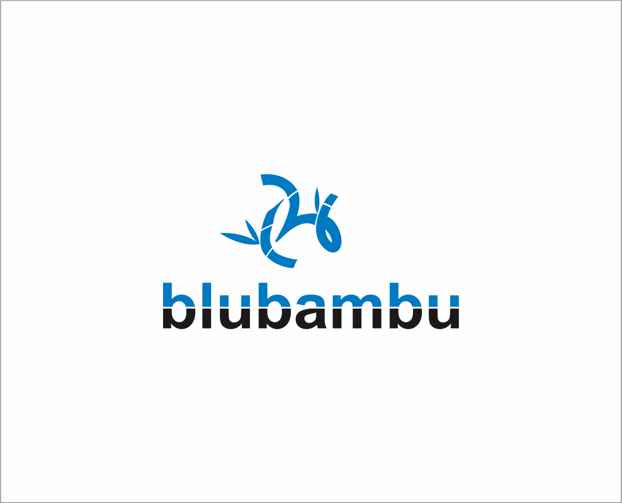 Logo Design by Armada Jamaluddin - Entry No. 52 in the Logo Design Contest New Logo Design for blubambu.
