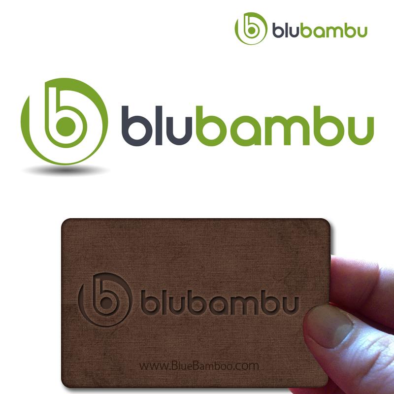 Logo Design by Robert Turla - Entry No. 54 in the Logo Design Contest New Logo Design for blubambu.