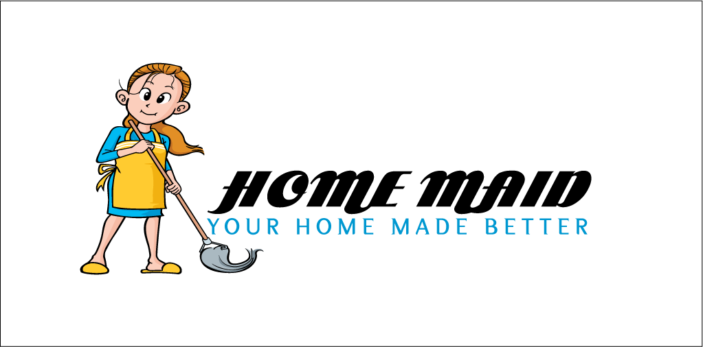 Logo Design by Sri Lata - Entry No. 11 in the Logo Design Contest Unique Logo Design Wanted for HomeMaid.