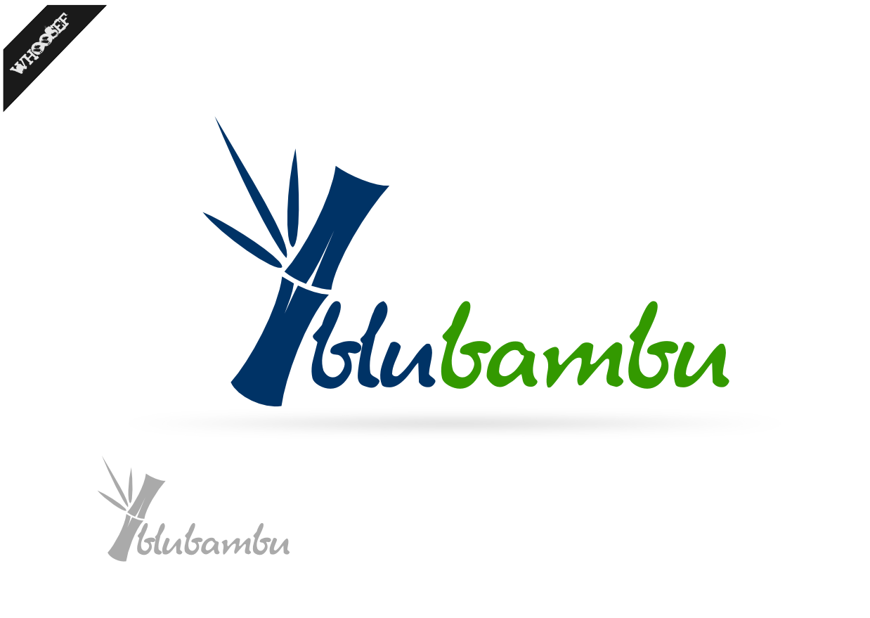 Logo Design by whoosef - Entry No. 63 in the Logo Design Contest New Logo Design for blubambu.