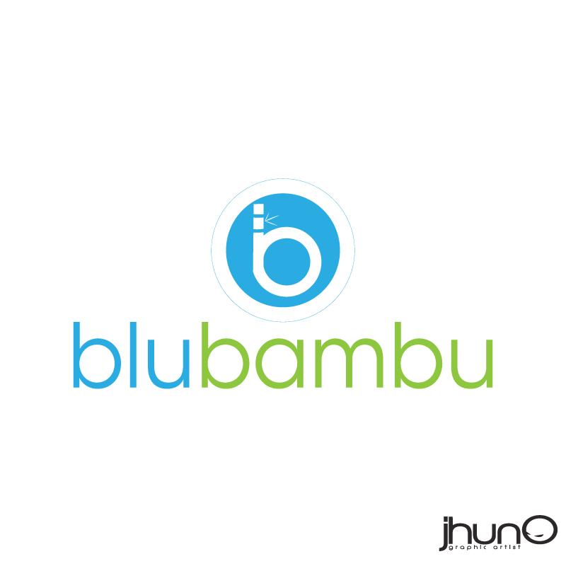 Logo Design by zesthar - Entry No. 64 in the Logo Design Contest New Logo Design for blubambu.