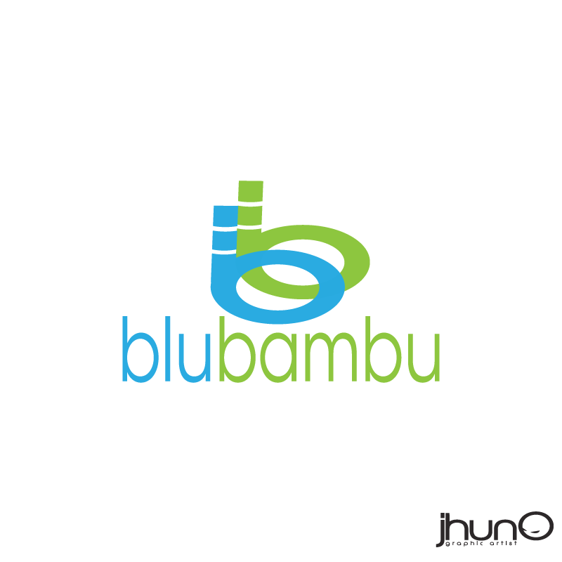 Logo Design by zesthar - Entry No. 65 in the Logo Design Contest New Logo Design for blubambu.