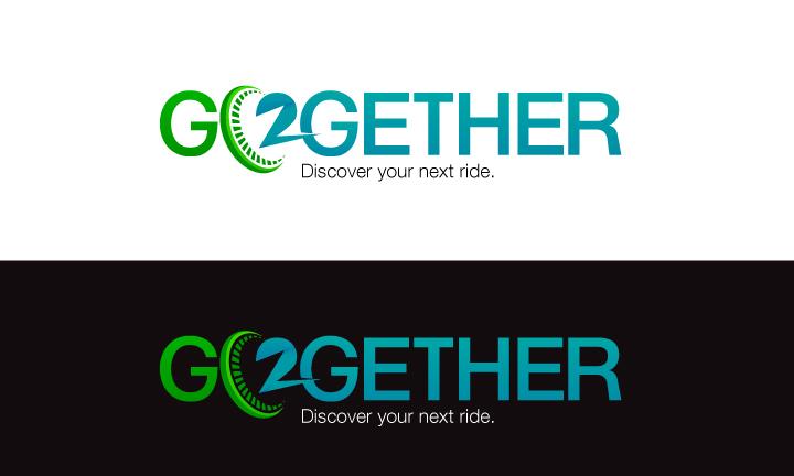 Logo Design by Top Elite - Entry No. 88 in the Logo Design Contest Captivating Logo Design for GO2GETHER.