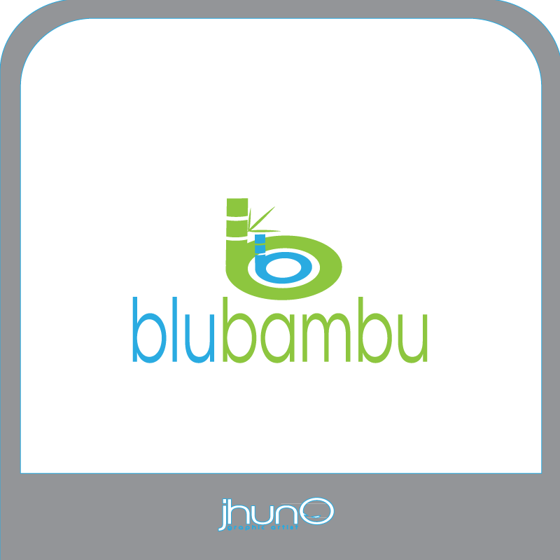 Logo Design by zesthar - Entry No. 66 in the Logo Design Contest New Logo Design for blubambu.