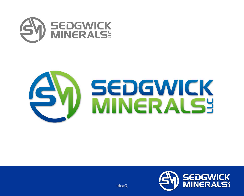 Logo Design by Private User - Entry No. 20 in the Logo Design Contest Inspiring Logo Design for Sedgwick Minerals, LLC.