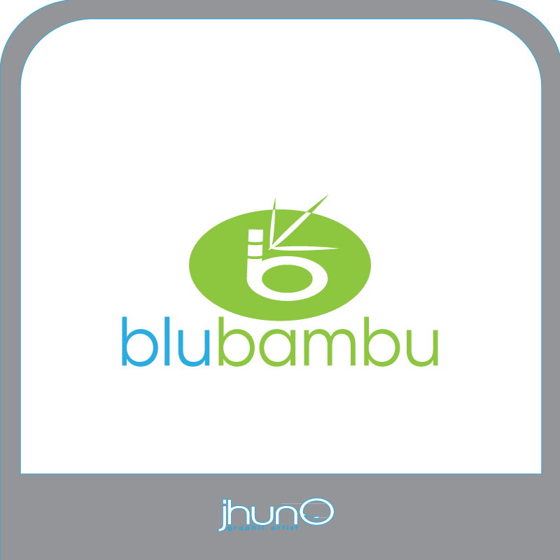 Logo Design by zesthar - Entry No. 68 in the Logo Design Contest New Logo Design for blubambu.