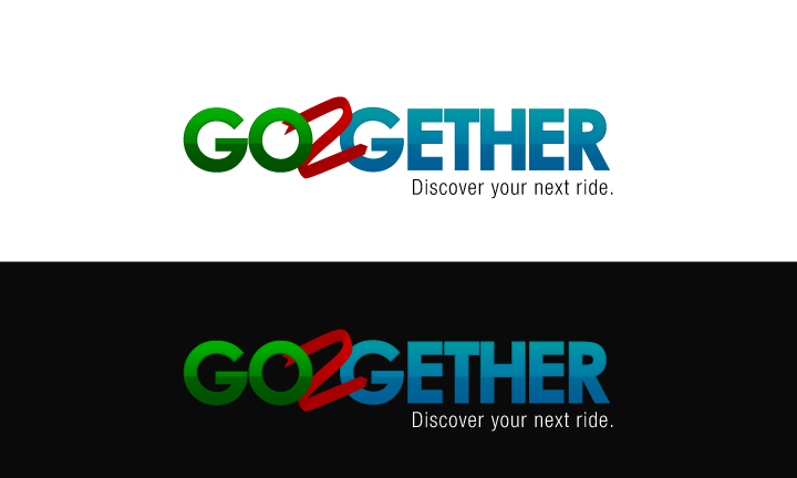 Logo Design by Top Elite - Entry No. 90 in the Logo Design Contest Captivating Logo Design for GO2GETHER.