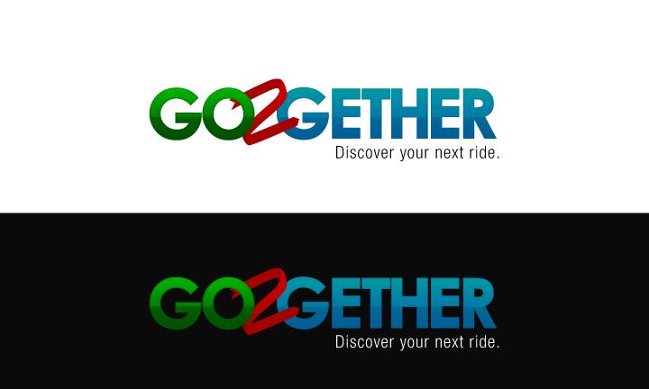 Logo Design by Top Elite - Entry No. 90 in the Logo Design Contest Captivating Logo Design for GO2GETHER.