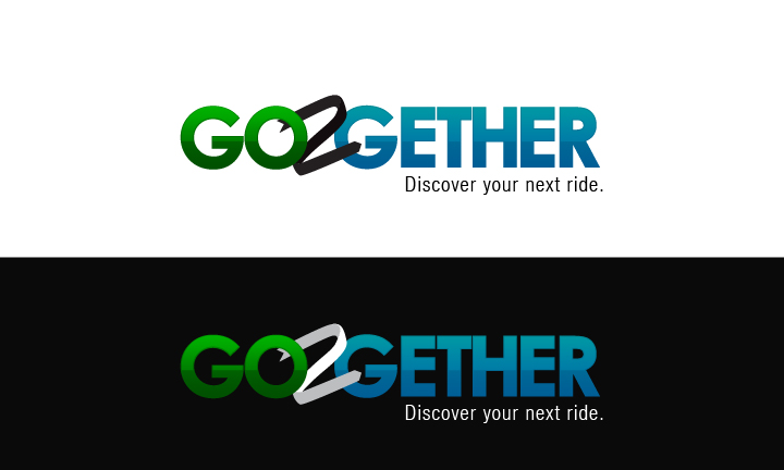 Logo Design by Top Elite - Entry No. 91 in the Logo Design Contest Captivating Logo Design for GO2GETHER.