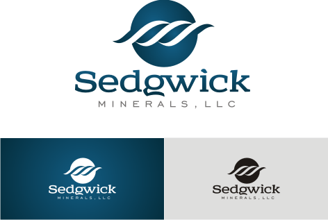 Logo Design by key - Entry No. 23 in the Logo Design Contest Inspiring Logo Design for Sedgwick Minerals, LLC.