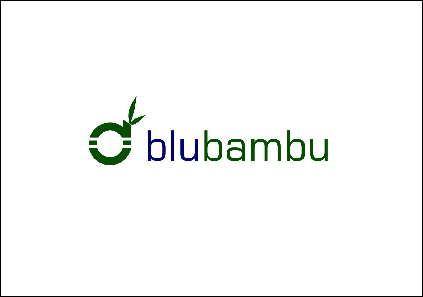 Logo Design by Agus Martoyo - Entry No. 74 in the Logo Design Contest New Logo Design for blubambu.