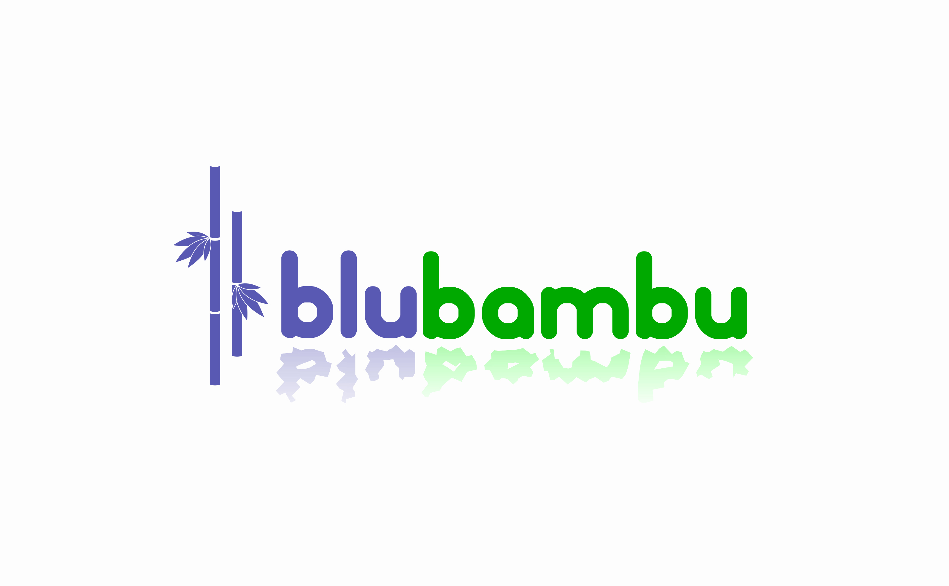 Logo Design by Kostas Vasiloglou - Entry No. 75 in the Logo Design Contest New Logo Design for blubambu.