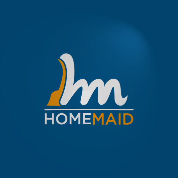 Logo Design by Private User - Entry No. 15 in the Logo Design Contest Unique Logo Design Wanted for HomeMaid.