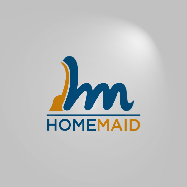 Logo Design by Private User - Entry No. 16 in the Logo Design Contest Unique Logo Design Wanted for HomeMaid.